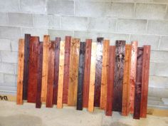King Size Headboard made out of pallets