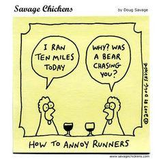 Running Hater