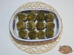Polpette di Spinaci e Patate al Forno