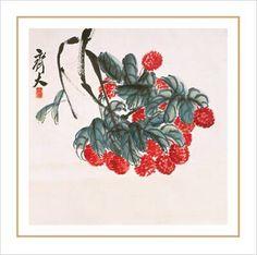 Qi Baishi - lichee