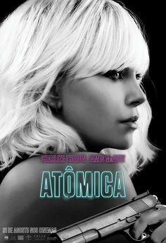 A Universal divulgou o novo cartaz de 'Atômica', longa onde Charlize Theron é a agente Lorraine Broughton, a assassina mais brutal do MI6. A produção estreia dia 31 de Agosto.  #blog #minhavisaodocinema #mvdc #follow #insta #filmes #movies #cinema #cinema2017 #poster #cartaz #embreve #action #açao #atomicblond #atomica #charlizetheron