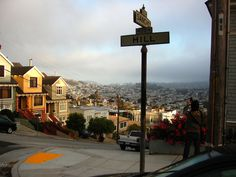 I lived on this street. Noe Valley, San Francisco