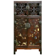 Chinese Qing Dynasty cabinet soars to $230,000