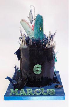 Dinosaur Cake, Jurassic Park, Liberty, Scene, Statue, Political Freedom, Freedom, Sculptures, Stage
