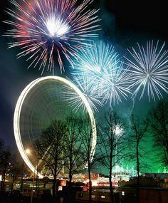 Send Fireworks - Münster, Germany