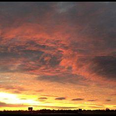 Saturday daybreak by Matthew Burpee, via Flickr