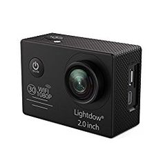 Lightdow LD6000 may not have captured the hearts of many with its mediocre build, it's still considered one of the best cheap action cameras for the other benefits it brings. Designed to become a companion with GoPro cameras, you'll be able to use your GoPro accessories easily and seamlessly with the Lightdow LD6000