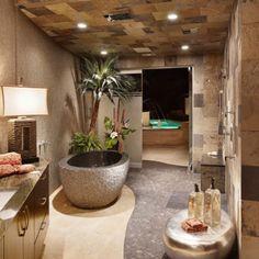 Bathroom Spa Bathroom Design, Pictures, Remodel, Decor and Ideas - page 3 Spa Bathroom Design, Spa Design, Bathroom Spa, Bathroom Interior, House Design, Bathroom Ideas, Design Ideas, Bathroom Organization, Small Bathroom