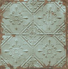 Tin Ceiling Teal Distressed Tiles Brewster Wallpaper Wallpaper Brewster Bronze Greens Teal Metallic Wallpaper Millennials Wallpaper Modern Classics Wallpaper Tile Wallpaper , Easy to clean , Easy to wash, Easy to strip Wallpaper World, Look Wallpaper, Classic Wallpaper, Tile Wallpaper, Wallpaper Samples, Peel And Stick Wallpaper, Trendy Wallpaper, Wallpaper Bedroom Vintage, Peelable Wallpaper