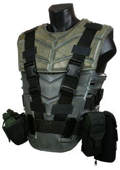 starship trooper armor | Starship Trooper armor sculpted by Max.