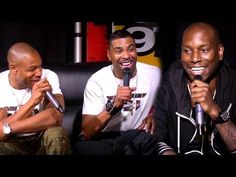 "Honestly I did not understand the point of TGT but when I started watching interviews I realized how hilarious these guys are. Watching their interviews make me want to finally listen to the album. Check them out on Hot 97. I definitely favor Tyrese's ""Stay"" and Tank's ""Please Don't Go"" the most, but I used to adore Ginuwine's ""Pony"" as a teen."