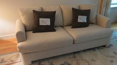 Cost To Reupholster Sofa Cushions