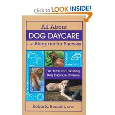 All About Dog Daycare...A Blueprint for Success