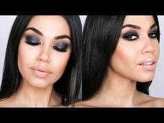 New Year, New Hair! This new hair color inspired this smokey look. Hope you guys like it! I wanted to do one more look with the Smashbox Full Exposure Palett...