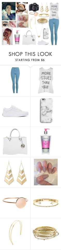 """""""You have to fall, before you can fly."""" by jblover-1fan on Polyvore featuring Topshop, Vans, Harper & Blake, Korres, Michael Kors, Victoria's Secret, Charlotte Russe, Delfina Delettrez, Mrs. President & Co. and Kendra Scott"""