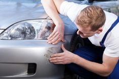 We offer Scratch Repair Services, Remove Scratches and auto body work that can make your vehicle look brand new again. Call us now to arrange for a free estimates of the damage and how much the repair will cost. Auto Body Repair, Car Repair, Vehicle Repair, Repair Shop, Damaged Cars, Painting Services, Car Painting, Car Detailing, The Body Shop