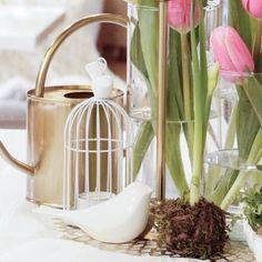 """. """"Sokan úgy tartják, mind közül a legcsodálatosabb évszakunk a tavasz. Ilyenkor a hideg, borongós téli hónapokat végre szívet melengető… Watering Can, Minion, Canning, Design, Minions, Home Canning, Conservation"""