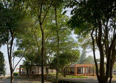 Fazenda Boa Vista Golf Clubhouse by Isay Weinfield