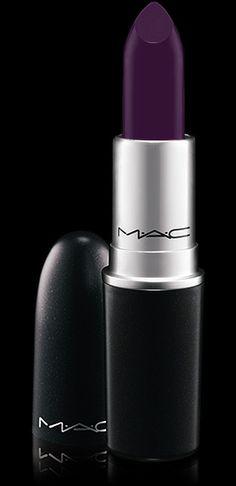 MAC Cosmetics: Lipstick in Pure Heroine