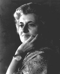 "Indira Gandhi: ""Even if I died in the service of the nation, I would be proud of it. Every drop of my blood. will contribute to the growth of this nation and to make it strong and dynamic"". First female prime minister of India. Indira Gandhi, Iconic Women, Famous Women, Famous People, Great Women, Amazing Women, Women In History, Famous Faces, Powerful Women"