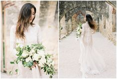 European Wedding in America - Melissa Blythe NC & Destination Fine Art Film Wedding Photographer - Melissa Blythe Photography