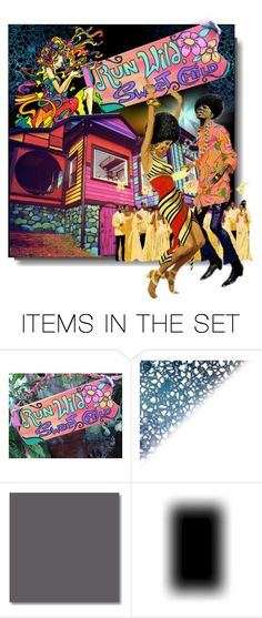 """""""Psychedelic Shack"""" by kathy-martenson-sanko ❤ liked on Polyvore featuring art"""