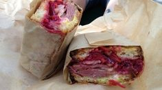 Paris | Eat | Frenchie to Go | New York deli-style takeaway sandwich bar | cheap eats | 2e