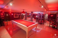 Mesa de SInuca Milão - #7Ball  - Bar da Budweiser