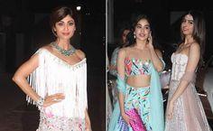 Shilpa Shetty's Diwali Bash Khushi And Jhanvi Kapoor Stole The Limelight - NDTV #757Live