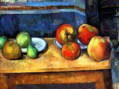 Cézanne Paul, Bodegón