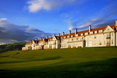 Turnberry Resort, Scotland. Enjoy world-class golf on two championship courses, a nine-hole course, or at The Colin Montgomerie Links Golf Academy on Scotland's west coast.