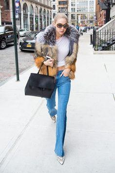 Gigi Hadid Street Style & More Luxury Details