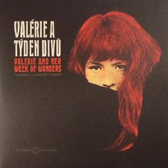 The artwork for the vinyl release of: Lubos Fiser - Valerie and Her Week Of Wonders (Soundtrack) (Record Store Day 2017) (Finders Keepers) #music Leftfield