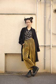 [Street Style] あわつまい | Sangenjaya (Tokyo) « DROPTOKYO