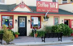 Coffee Talk, Stone Harbor, NJ - Taylor Swift sang here when she was unknown.
