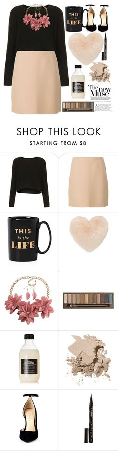 """Без названия #100"" by erohina-d ❤ liked on Polyvore featuring beauty, Topshop, Theory, Kate Spade, Nordstrom, Urban Decay, Davines, Bobbi Brown Cosmetics and Smith & Cult"