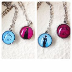 Hey, I found this really awesome Etsy listing at https://www.etsy.com/listing/175338700/frozen-necklace-anna-and-elsa-and-olaf