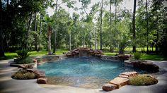 Freeform Custom Swimming Pools | The Woodlands, Spring, Magnolia TX