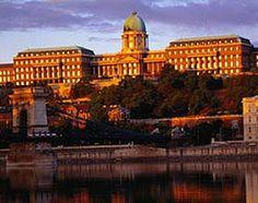 Buda Castle and Matthias Church, Budapest, Hungary. #castle #Budapest #Hungary