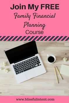 Join my free 6-day family financial planning email course and start your New Year off right.  Reach your financial goals by putting a plan in place now.