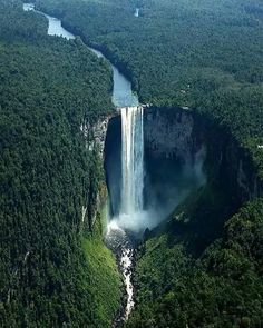 Guyana - Cataratas de kaieteur