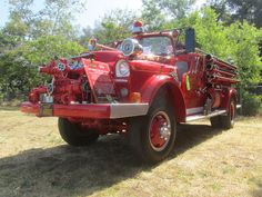 1957 Dodge Power Wagon 500 Fire Truck...