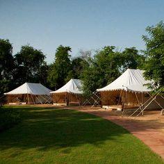 Luxury Tents in Rathambhore, India | Unique accommodations in India