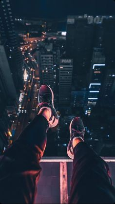 iphone wallpaper travel On the Building Roof in Night iPhone Wallpaper - GetIntoPik Iphone Wallpaper Travel, Iphone Wallpaper Herbst, Iphone Wallpaper High Quality, Aesthetic Iphone Wallpaper, Aesthetic Wallpapers, Iphone Wallpapers, Anime Scenery Wallpaper, City Wallpaper, Fall Wallpaper