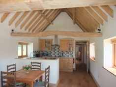 Moorhen Cottage, Court Lodge Farm, East Sussex. Converted single storey barn in the heart of our organic dairy farm on the Pevensey Levels http://www.organicholidays.co.uk/at/3205.htm