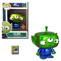 Alien - Toy Story - Comic Con Exclusive - Funko Pop! Vinyl Figure