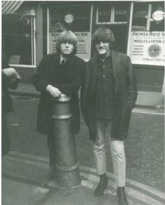 Brian Jones & Joey Page. Marcel, Adonai, Jonestown Massacre, Mick Jagger Rolling Stones, Rollin Stones, Like A Rolling Stone, Greatest Rock Bands, Album Songs, Rare Photos