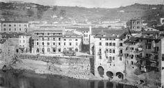 Verona - Case a Santo Stefano 1930.