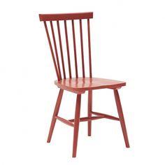 Asta szék piros – Étkezőszékek - ID Design Életterek - Étkező