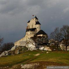 Zamek w Bobolicach - warto odwiedzić